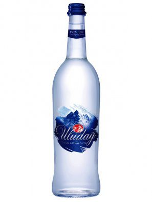 Вода минер. Улудаг Премиум / Uludag Premium 0,33л.