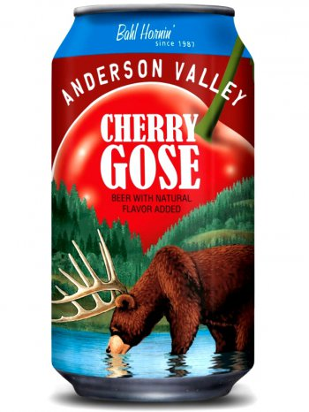 Андерсон Валей Черри Гозе / Anderson Valley Cherry Gose 0,355л. алк.4,2% ж/б.