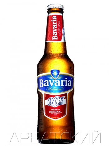 Бавария Холланд б/алк. / Bavaria Holland Non Alcoholic 0,33л.