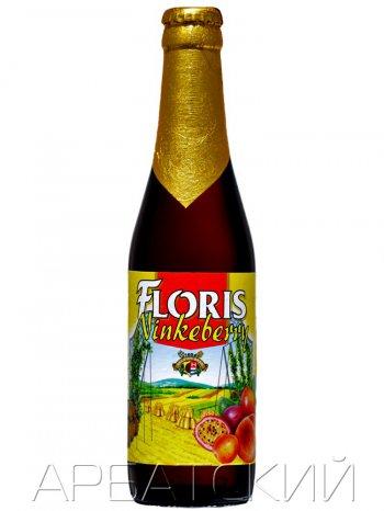 Флорис тропические фрукты / Floris Ninkeberry 0,33л. алк.3,6%