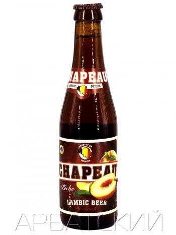 Шапо Персик Ламбик / Chapeau Peche Lambic (0,25л. алк.3,5%