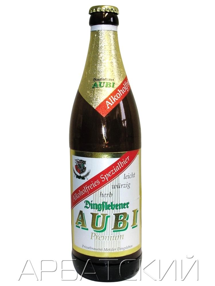 Дингслебенер Ауби Премиум б/алк. / Dingslebener Aubi 0,5л.
