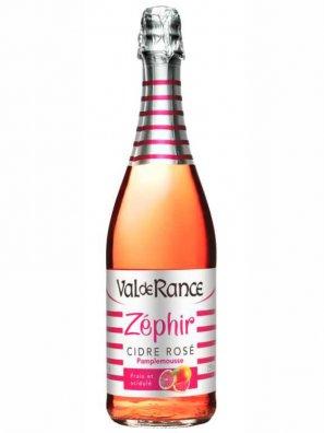 Сидр Валь де Ранс Розе / Val de Rance Rose 0,75л. алк. 2,5%