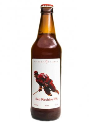 ВикАртБр Красная Машина ИПА / Victory Art Brew Red Machine IPA 0,33л. алк.6,9%