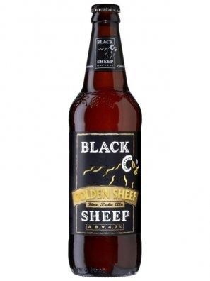 Блэк Шип Премиум Голден Эль / Golden Sheep Premium Golden ale 0,5л. алк.4,5%