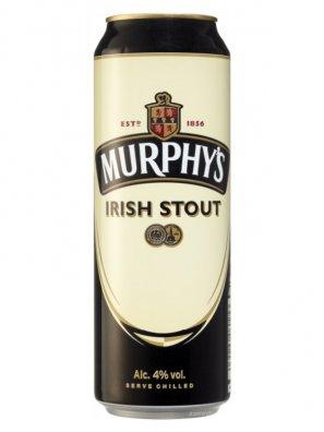 Мёрфис Айриш Стаут / Murphis Irish Stout 0,5л. алк.4% ж/б.