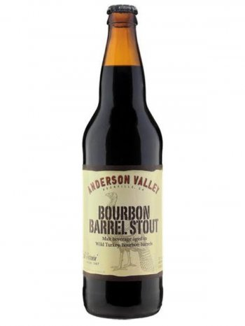 Андерсон Валей Бурбон Баррел Стаут/Anderson Valley Bourbon Barrel Stout 0,65л. алк.6,9%