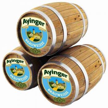 Айингер Бройвайссе / Ayinger BrauWeisse , keg. алк.5,1%