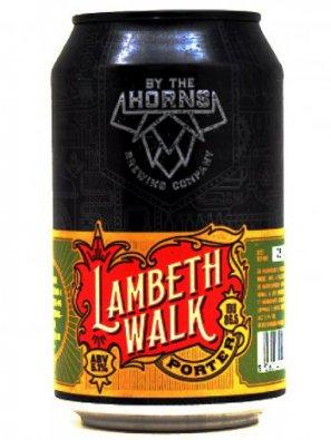 Бай Зе Хорнс Ламбет Уок Лондон Портер / By The Horns Lambeth Walk 0,33л. алк.5,1% ж/б.