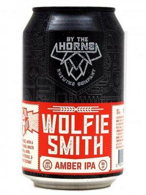 Бай Зе Хорнс Вольфи Смит ИПА  / By The Horns Wolfie Smith IPA  0,33л. алк.5,2% ж/б.