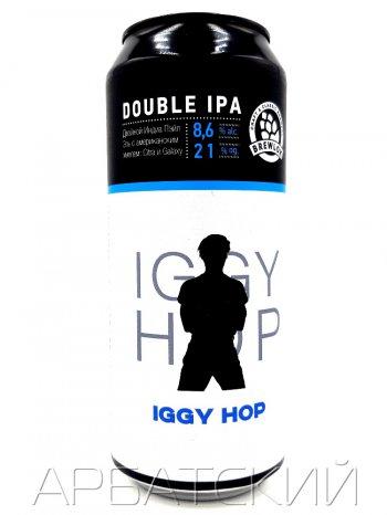 Брелок Эль 3 Игги Хоп / Brewlok Iggy Hop 0,5л. алк.8,6% ж/б.