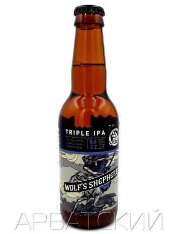 Брелок Волчий пастырь /  Brewlok Wolf_s Shepherd 0,33л. алк.8,6%