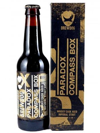 Брюдог Парадокс Айлэй / BrewDog Paradox Islay 0,33л. алк.14%
