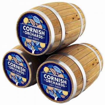Сидр Корниш Орчардс Драй / Cider Cornish Orchards Dry, keg.5,2%