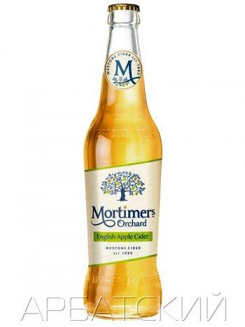 Сидр Вестонс Мортимерс Очад / Westons Mortimer_s Orchard 0,5л. алк.5%